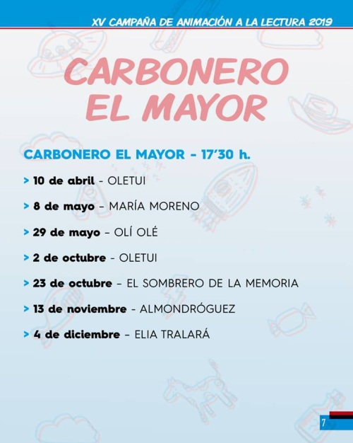 carbonero el mayor