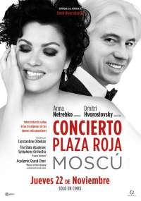 RED SQUARE CONCERT(DIFERIDO)